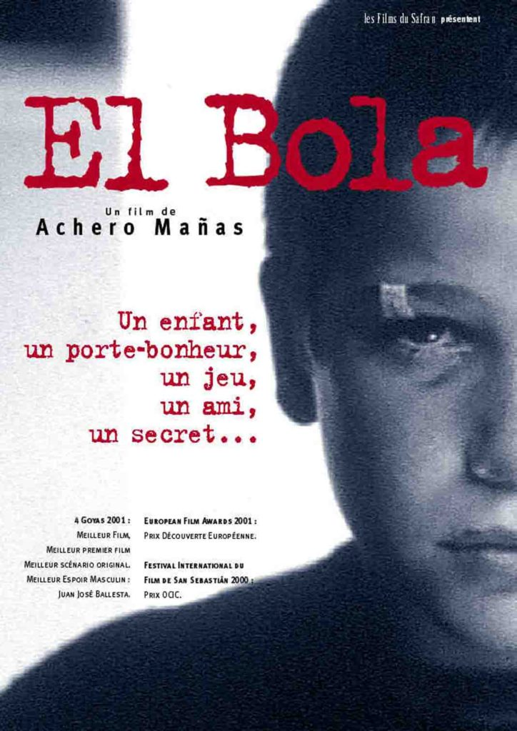 affiche El bola